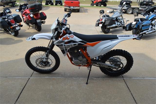 2021 KAYO K4 250 at Shawnee Honda Polaris Kawasaki