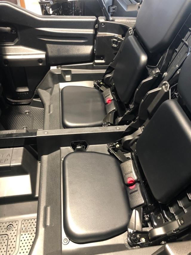 2020 HONDA PIONEER 1000 5-SEAT DLX Deluxe at Genthe Honda Powersports, Southgate, MI 48195