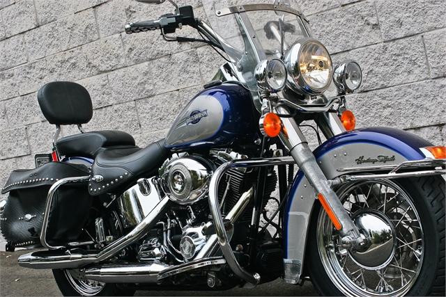 2007 Harley-Davidson Softail Heritage Softail Classic at Ventura Harley-Davidson