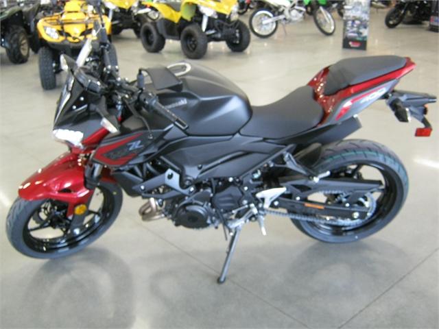 2021 Kawasaki Z400 ABS at Brenny's Motorcycle Clinic, Bettendorf, IA 52722