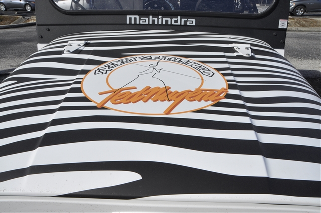 2019 Mahindra Roxor at Seminole PowerSports North, Eustis, FL 32726