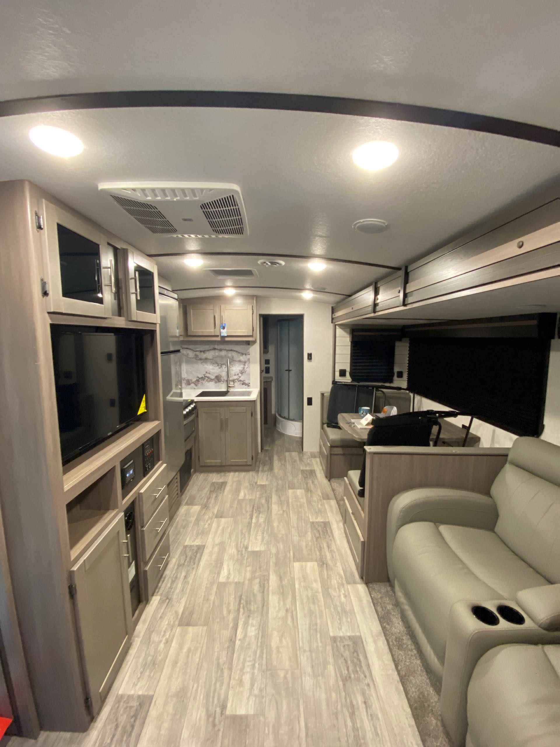 2021 CrossRoads Sunset Trail Super Lite SS253RB at Lee's Country RV