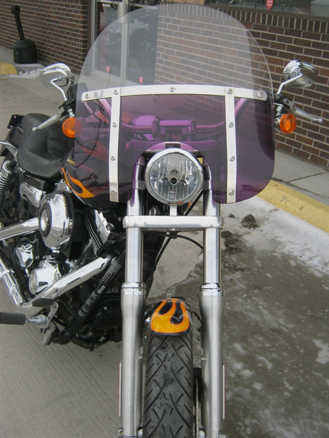 2012 Harley-Davidson FXDC Super Glide Custom at Brenny's Motorcycle Clinic, Bettendorf, IA 52722