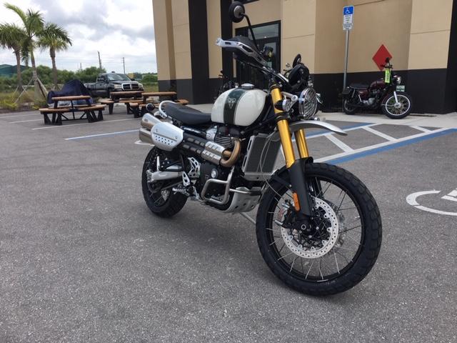 2019 Triumph Scrambler 1200 XE - Showcase at Fort Myers