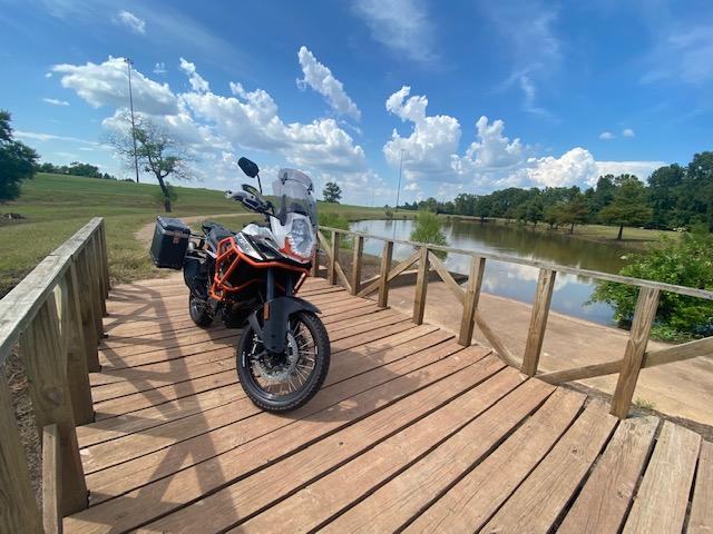 2015 KTM Adventure 1190 at Shreveport Cycles