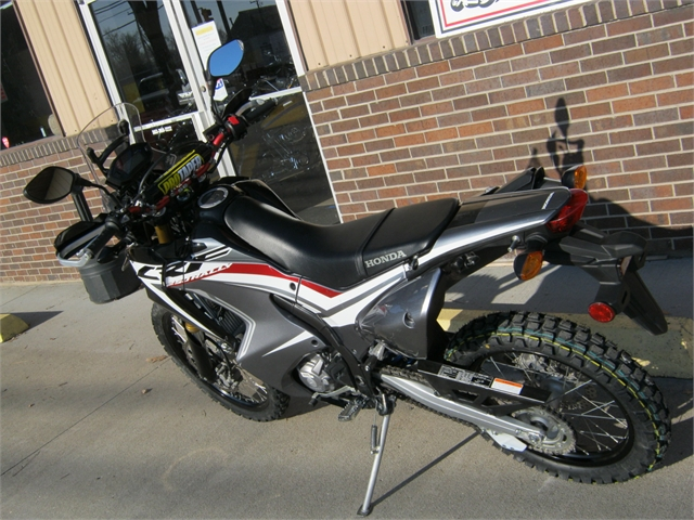 2018 Honda CRF250L at Brenny's Motorcycle Clinic, Bettendorf, IA 52722