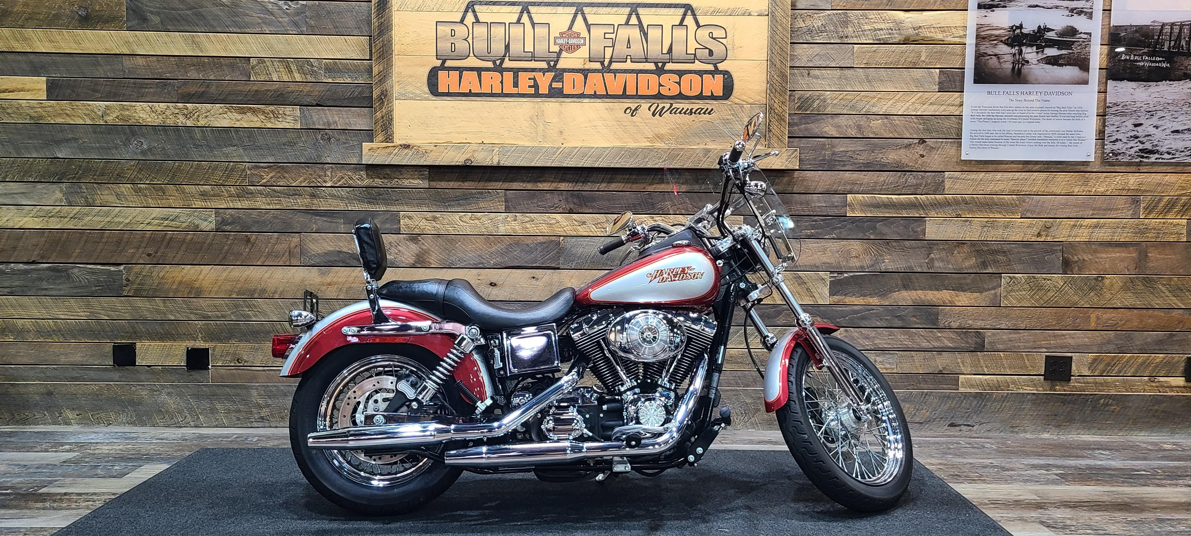 2004 Harley-Davidson Dyna Glide Low Rider at Bull Falls Harley-Davidson