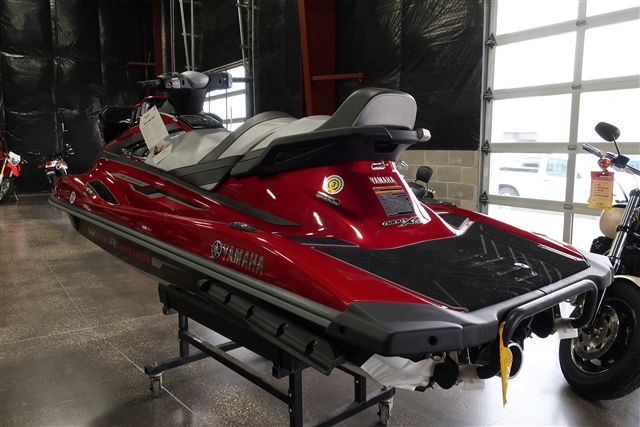 2019 Yamaha WaveRunner® GP 1800 at Rod's Ride On Powersports, La Crosse, WI 54601