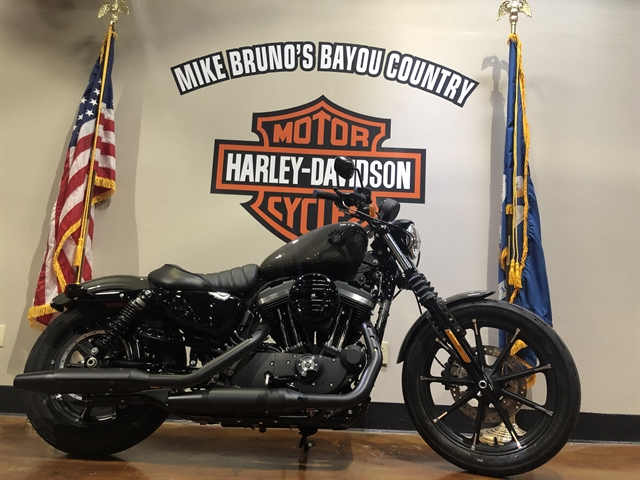 2019 Harley-Davidson Sportster Iron 883 at Mike Bruno's Bayou Country Harley-Davidson
