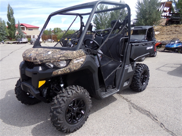 2018 Can-Am Defender HD8 DPS HD8 DPS at Power World Sports, Granby, CO 80446
