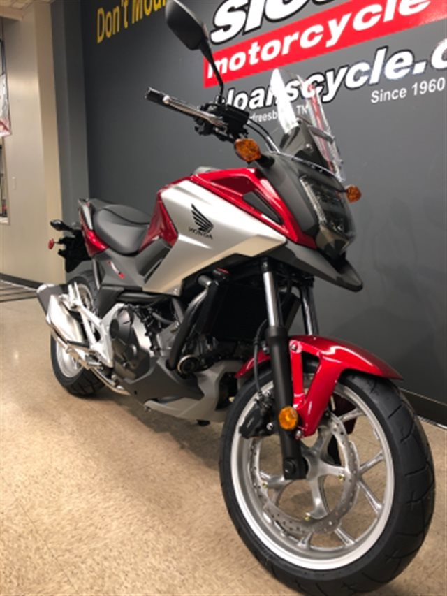 2018 Honda NC750X Base at Sloan's Motorcycle, Murfreesboro, TN, 37129