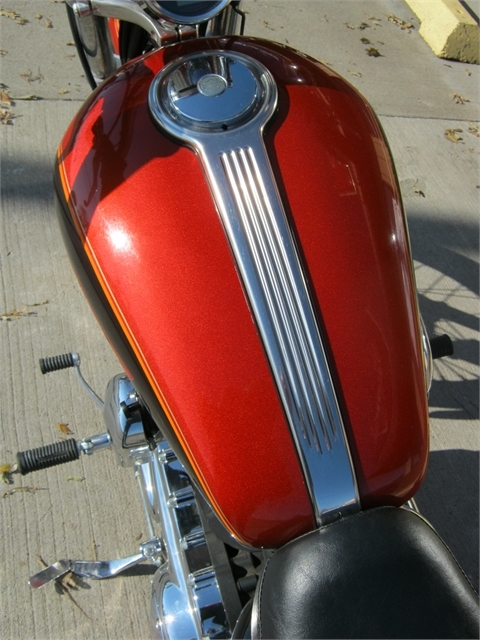 2005 Harley-Davidson XL1200C - Sportster 1200 Custom at Brenny's Motorcycle Clinic, Bettendorf, IA 52722