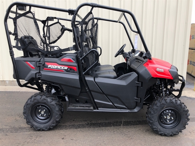 2019 Honda Pioneer 700-4 Base at Sloans Motorcycle ATV, Murfreesboro, TN, 37129