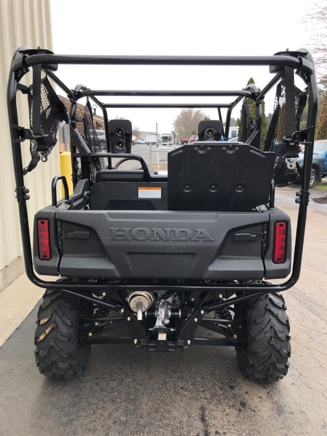2019 Honda Pioneer 700-4 Base at Sloans Motorcycle ATV, Murfreesboro, TN, 37129