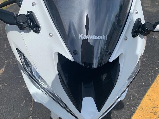 2021 Kawasaki Ninja ZX-6R Base at Powersports St. Augustine