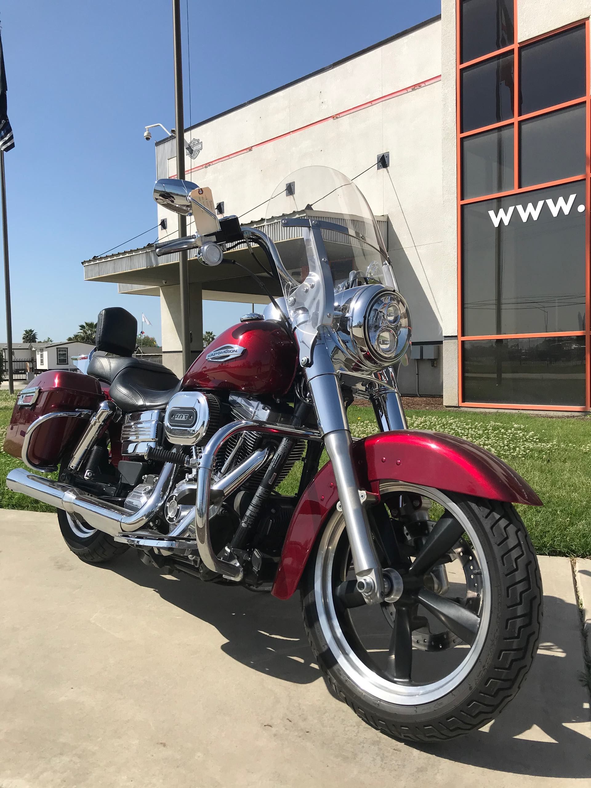 2016 Harley-Davidson Dyna Switchback at Visalia Harley-Davidson