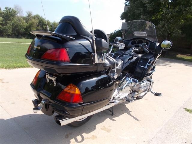 2002 Honda Gold Wing Base at Nishna Valley Cycle, Atlantic, IA 50022