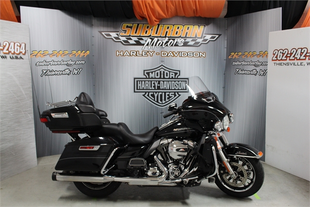 2015 Harley-Davidson Electra Glide Ultra Limited at Suburban Motors Harley-Davidson