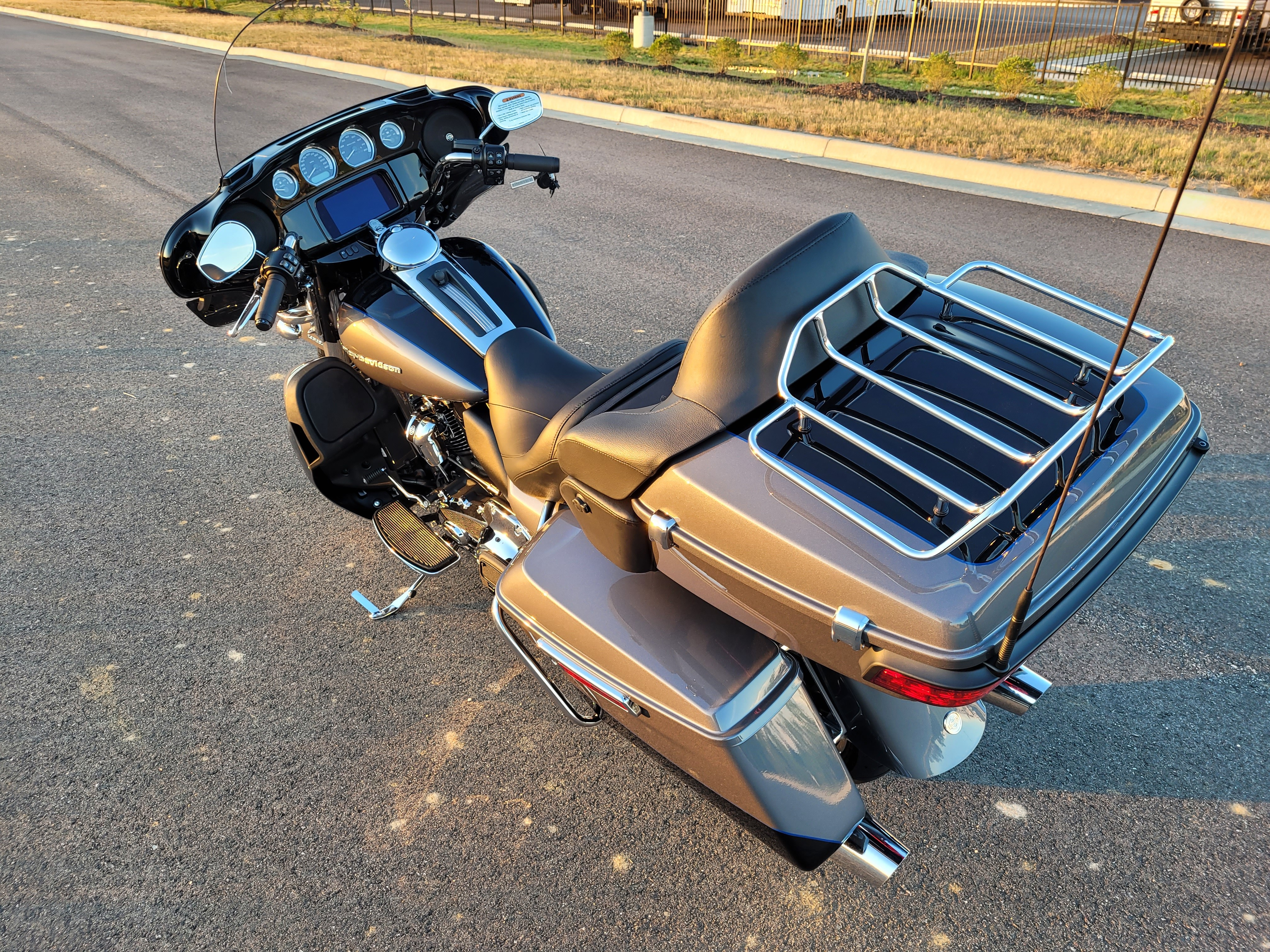 2021 Harley-Davidson Touring Ultra Limited at Richmond Harley-Davidson