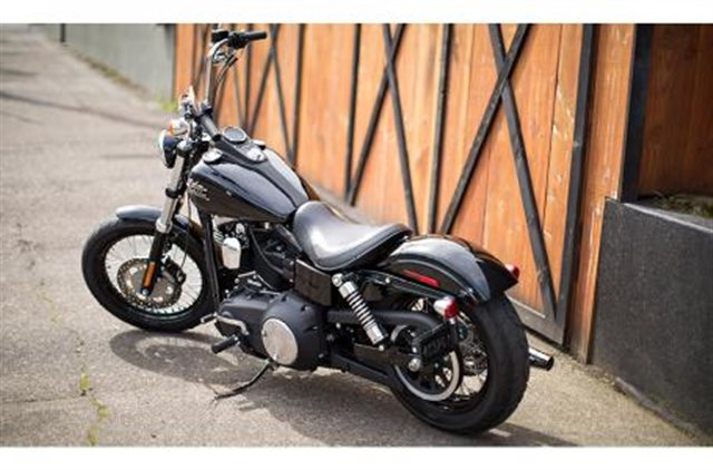 2015 Harley-Davidson Dyna Street Bob at Pete's Cycle Co., Severna Park, MD 21146