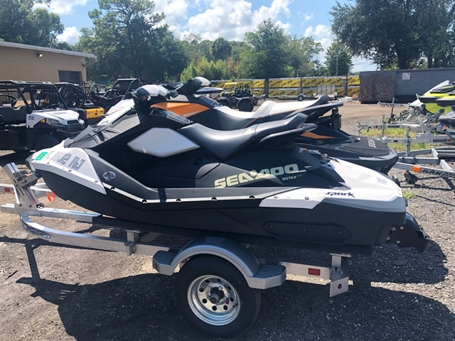 2017 Sea-Doo Spark 2 Up Rotax® 900 H.O. ACE™ at Jacksonville Powersports, Jacksonville, FL 32225