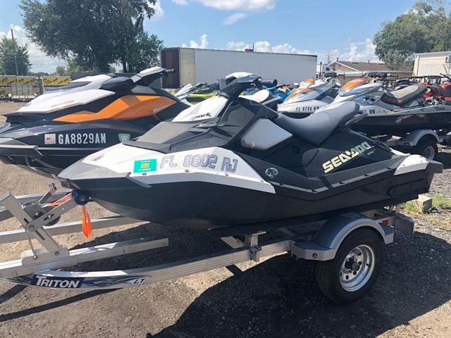 2017 Sea-Doo Spark 2 Up Rotax® 900 H.O. ACE™ at Jacksonville Powersports, Jacksonville, FL 32225