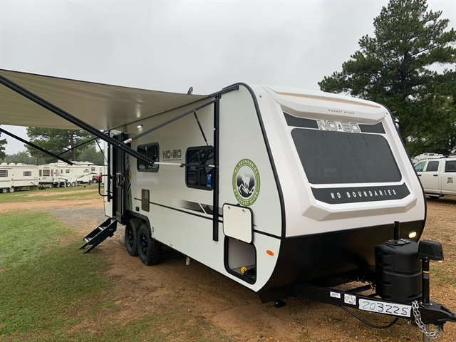 2020 Forest River No Boundaries at Campers RV Center, Shreveport, LA 71129