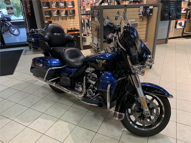 2018 Harley-Davidson Electra Glide Ultra Limited at Great River Harley-Davidson