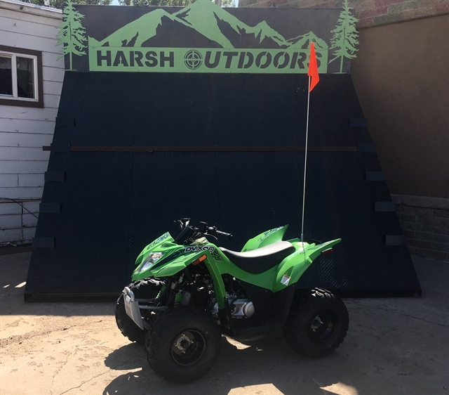 2019 Arctic Cat Alterra 90 DVX at Harsh Outdoors, Eaton, CO 80615