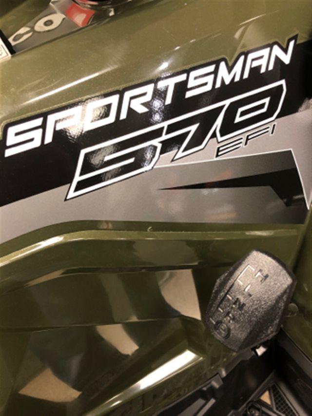 2019 Polaris Sportsman 570 Base at Sloan's Motorcycle, Murfreesboro, TN, 37129