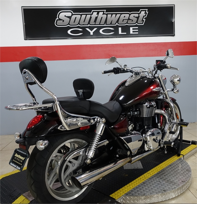 2012 Triumph Thunderbird ABS at Southwest Cycle, Cape Coral, FL 33909