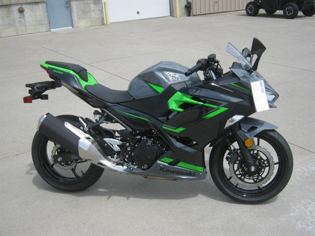 2019 Kawasaki Ninja 400 ABS at Brenny's Motorcycle Clinic, Bettendorf, IA 52722