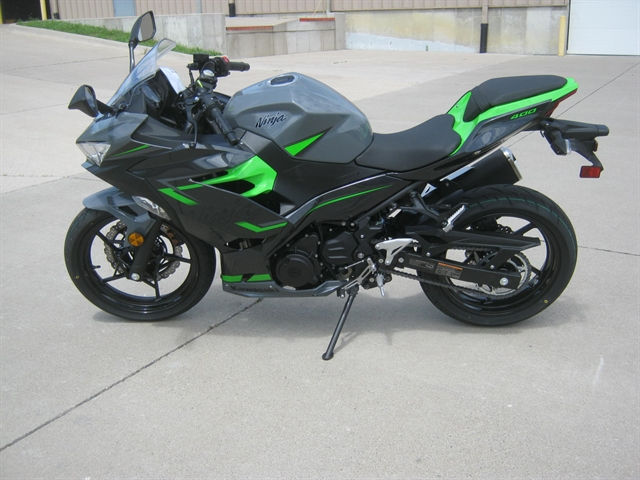 2019 Kawasaki Ninja 400 ABS at Brenny's Motorcycle Clinic, Bettendorf, IA 52722