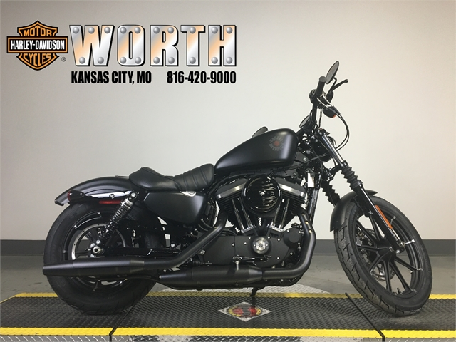 2021 Harley-Davidson Street XL 883N Iron 883 at Worth Harley-Davidson