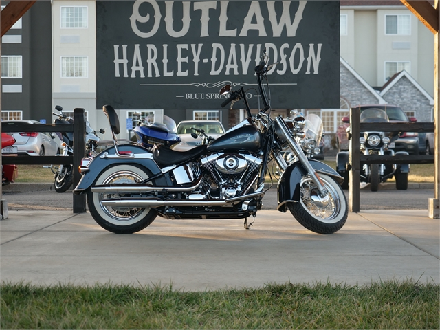 2015 Harley-Davidson Softail Deluxe at Outlaw Harley-Davidson