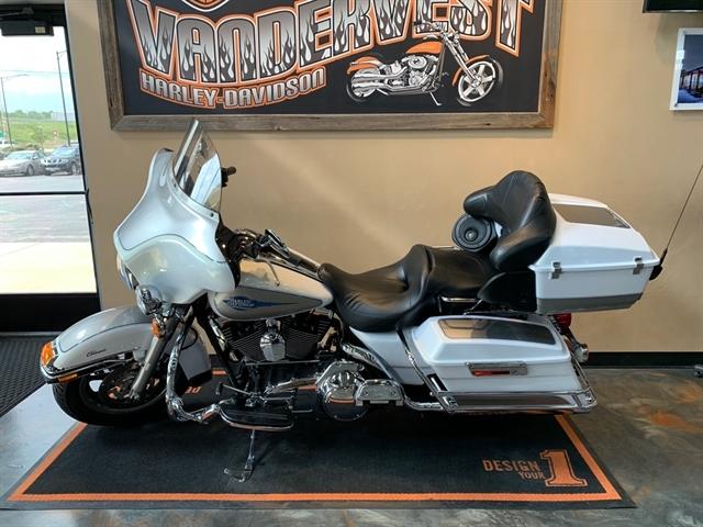 2008 Harley-Davidson Electra Glide Classic at Vandervest Harley-Davidson, Green Bay, WI 54303