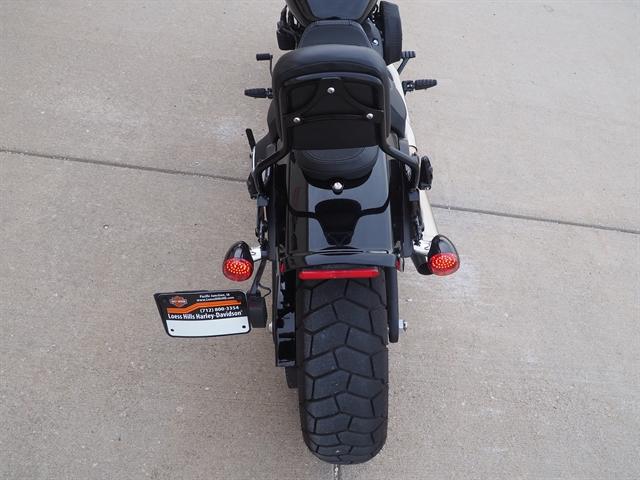 2019 Harley-Davidson Softail Fat Bob 114 at Loess Hills Harley-Davidson