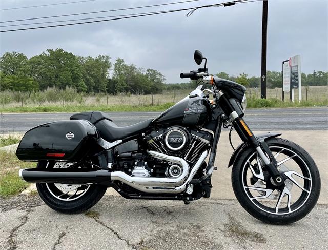 2021 Harley-Davidson Cruiser FLSB Sport Glide at Javelina Harley-Davidson