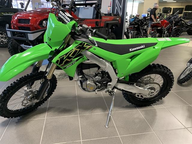 2021 Kawasaki KX 450X at Star City Motor Sports