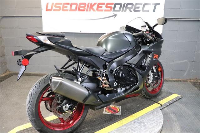 2017 Suzuki GSX-R 600 at Used Bikes Direct