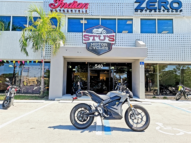 2020 Zero ZF7.2 at Fort Lauderdale