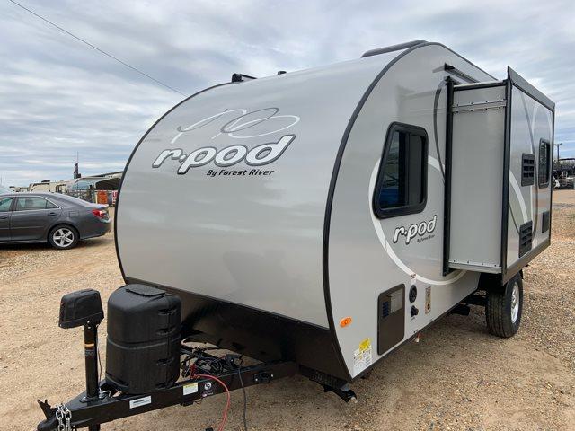 2019 Forest River R-Pod RP-189 Rear Living at Campers RV Center, Shreveport, LA 71129