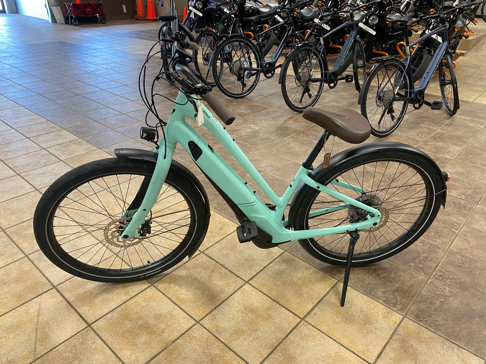 2021 Specialized Turbo E Bikes Como 30 Low-Entry 650b at Gold Star Outdoors