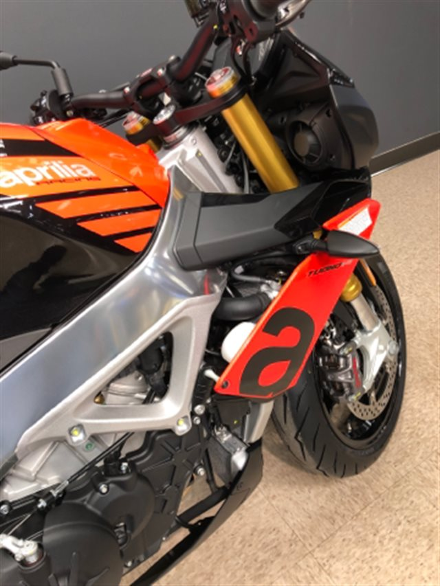 2019 Aprilia Tuono V4 1100 RR at Sloan's Motorcycle, Murfreesboro, TN, 37129