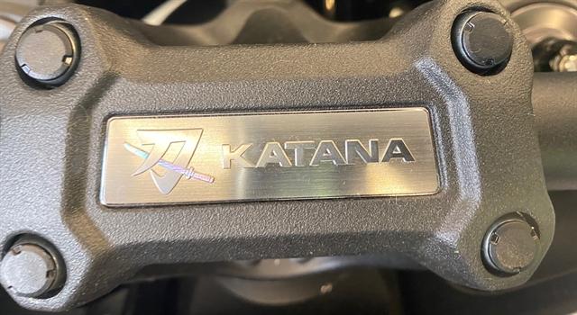 2020 Suzuki KATANA 1000 at Shreveport Cycles
