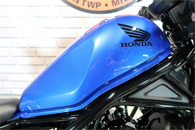 2018 Honda Rebel 300 at Wolverine Harley-Davidson