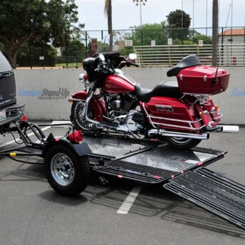 2018 TRAILER BB207RU at High Plains Harley-Davidson, Clovis, NM 88101