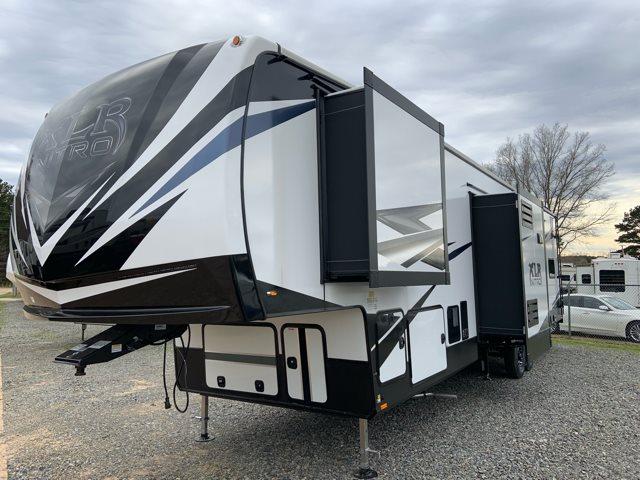 2019 Forest River XLR Nitro Toy Hauler at Campers RV Center, Shreveport, LA 71129