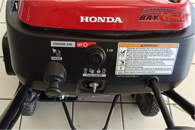 2018 Honda Snow Blowers HS720AS at Bay Cycle Sales