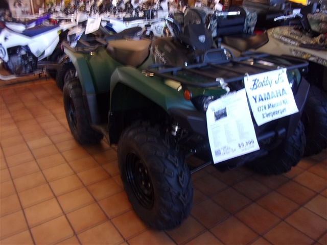 2019 Yamaha Kodiak 450 at Bobby J's Yamaha, Albuquerque, NM 87110